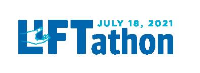 July 18, 2021 LIFTathon Logo